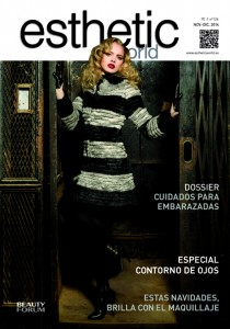 Revista profesional Esthetic World edición online.