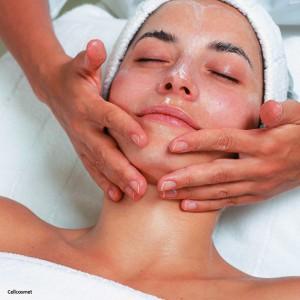 Tratamiento facial para novia